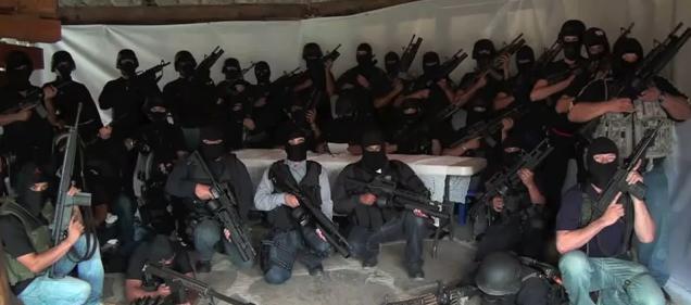 Cartel de Jalisco.El pacto de @Javier_Duarte con el Chapo Guzmán y la