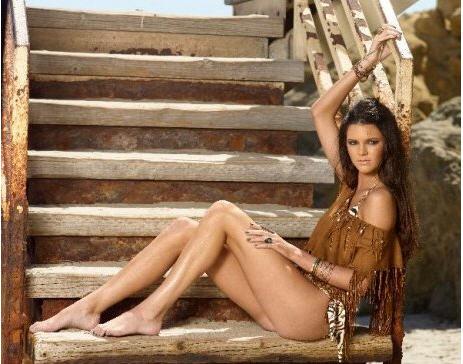 Kendall Jenner  Photoshoot on Kendall Jenner Photoshoot 0710