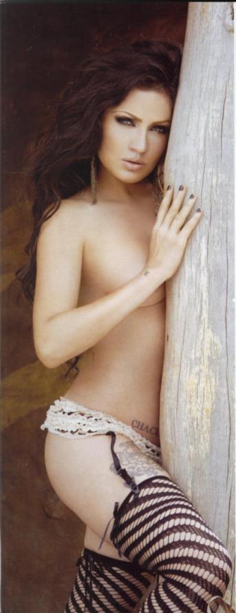 Celia Lora en Playboy